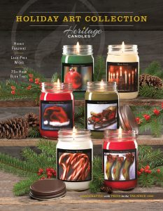2016 Heritage Candles_Holiday Candles $14 flyer